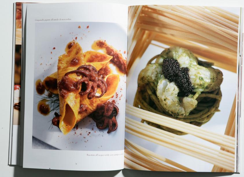 Dietro le quinte di una grande passione. Tre chef si raccontanto - pagina interna