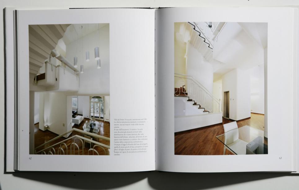 Amore e passione per l'architettura. Arch. Luigi  Sommaruga - pagina interna