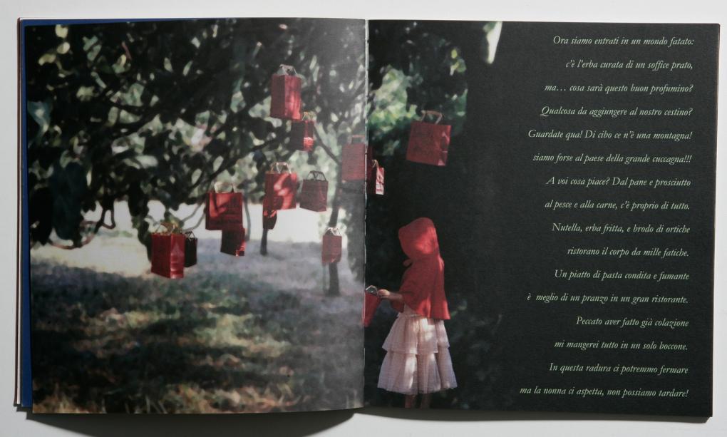 Cappuccetti rossi nella torre delle favole - pagina interna