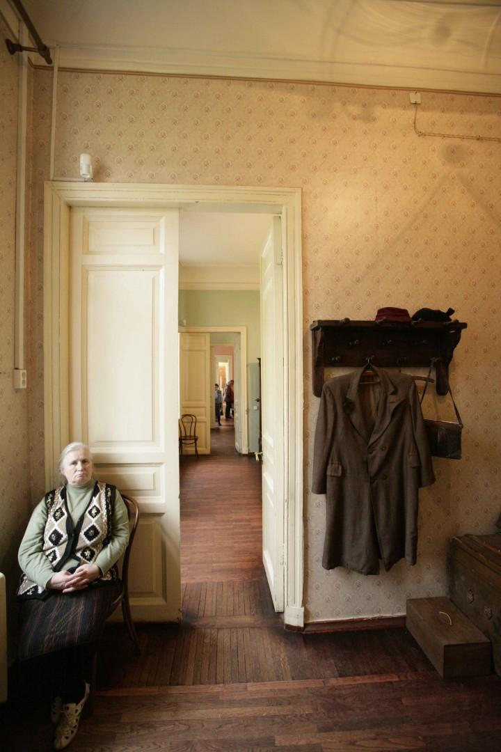 La casa della Poetessa Anna Akmatova