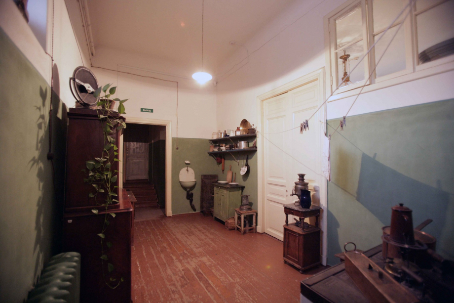 Dove visse Anna Akmatova