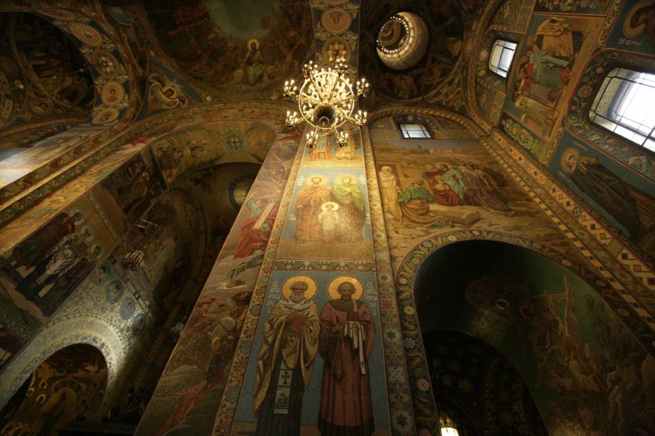 Chiesa ortodossa dettaglio