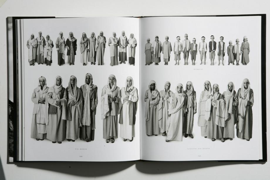 Il popolo della Santa Crus - i figuranti