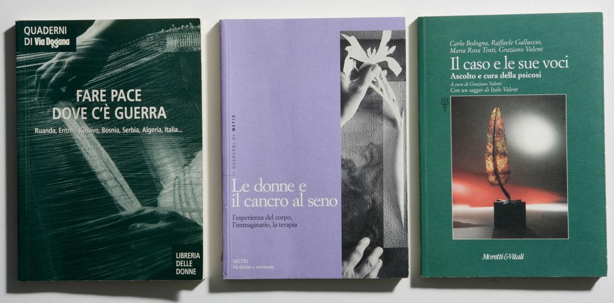 Quaderni di via Dogana - copertine