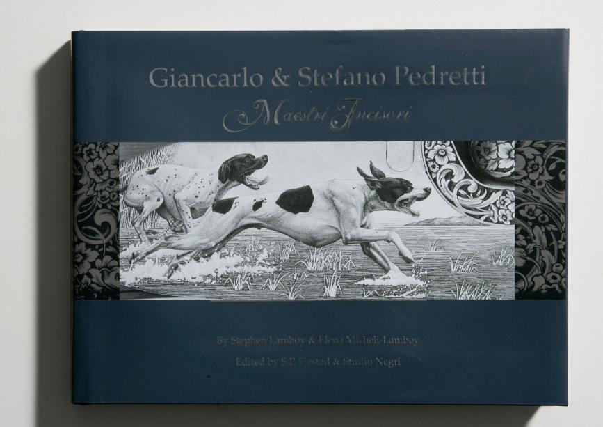 Giancarlo e Stefano Pedretti. Maestri Incisori - copertina