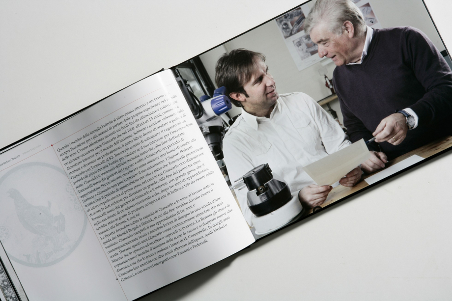 Giancarlo e Stefano Pedretti. Maestri Incisori - padre e figlio, due generazioni a confronto