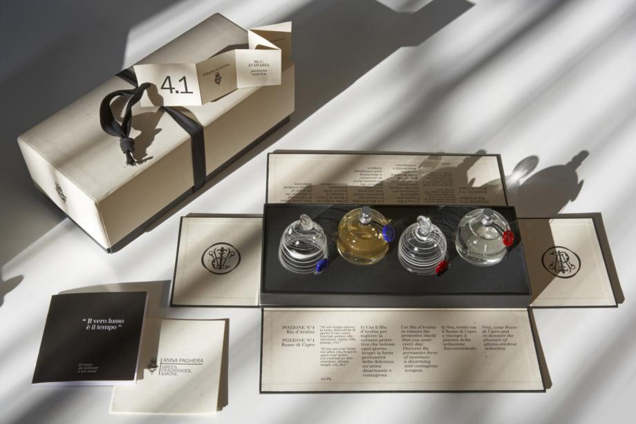 Anna Paghera Fragrances - Green Fragrances