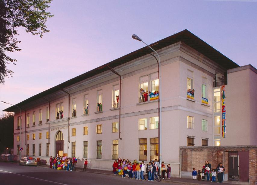 Istituto Razzetti, Brescia