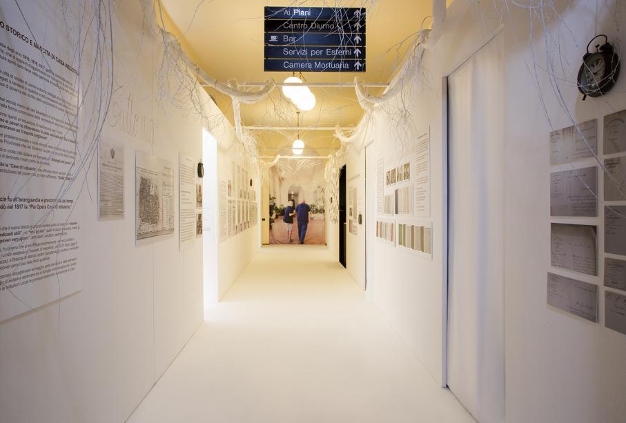 Installazione per Casa di Industria