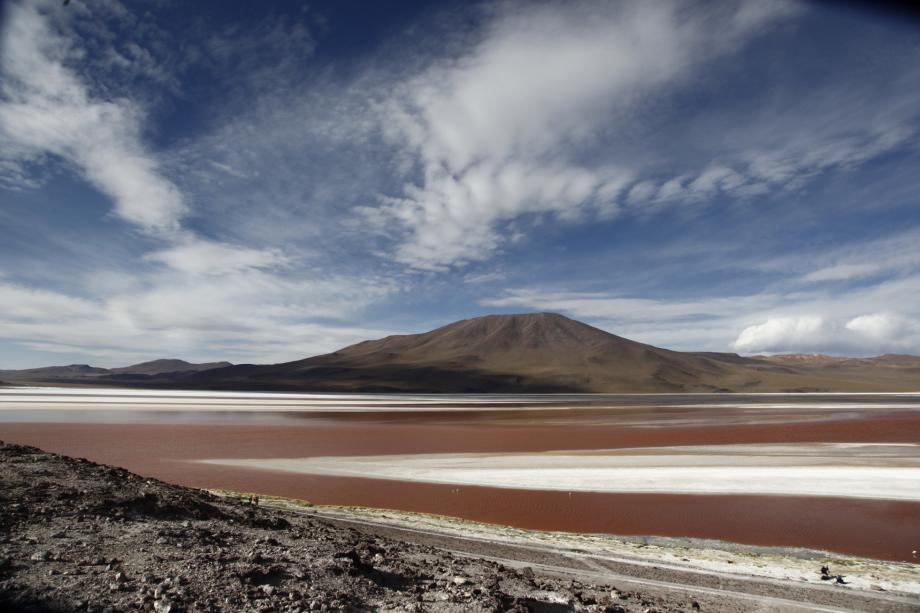 BOLIVIA LAGUNA COLODARA