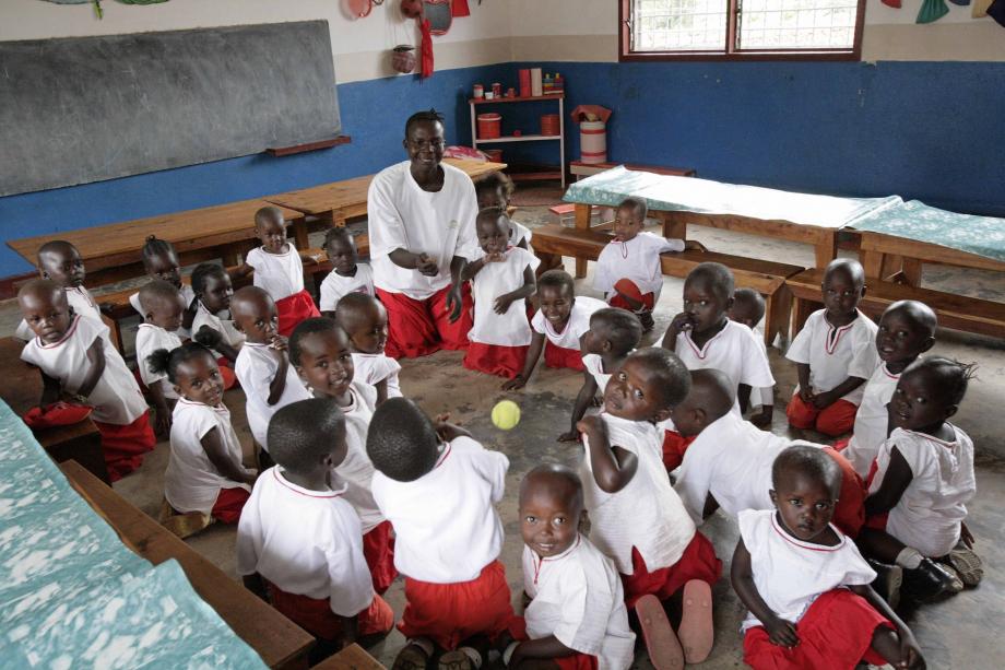 Congo, asilo