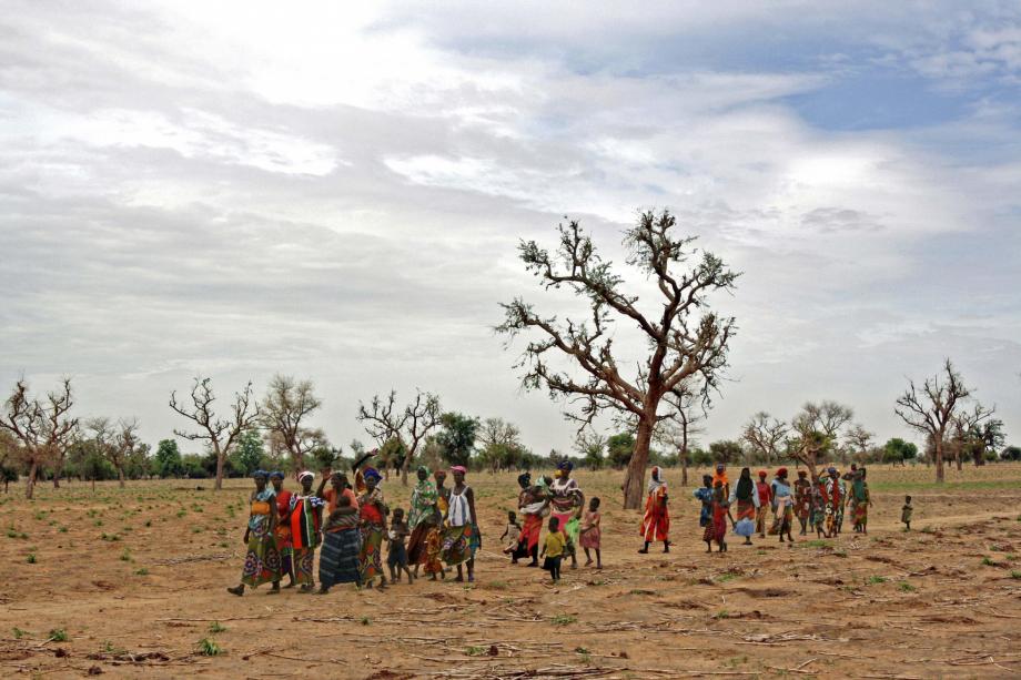 donne in Mali