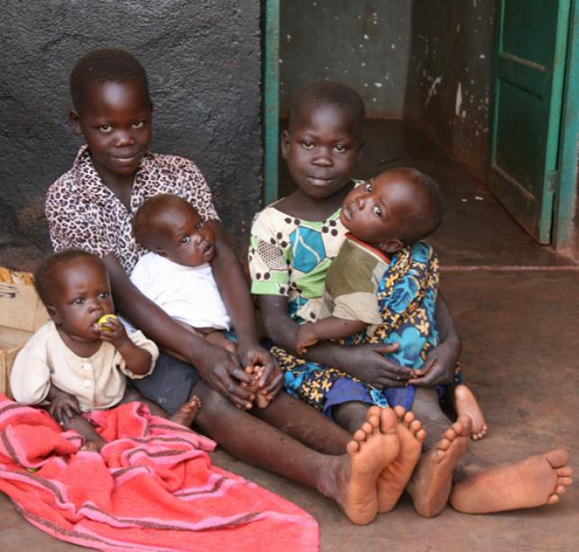 Bimbe in Congo