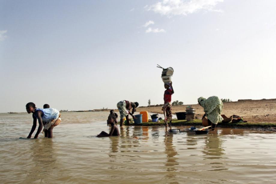 donne sul Niger