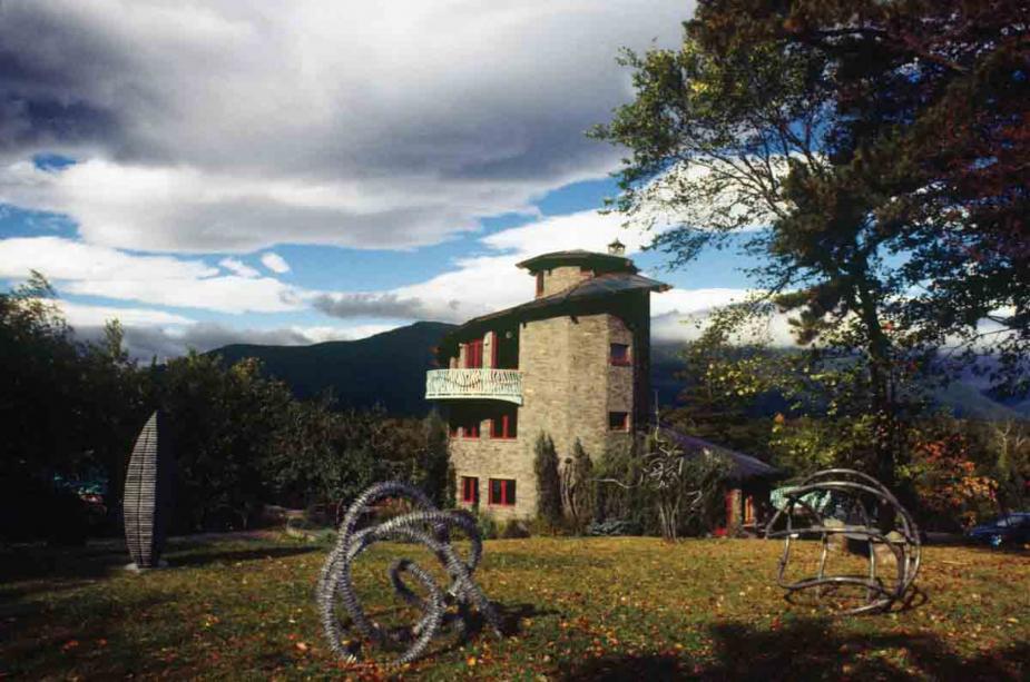 Spyral House